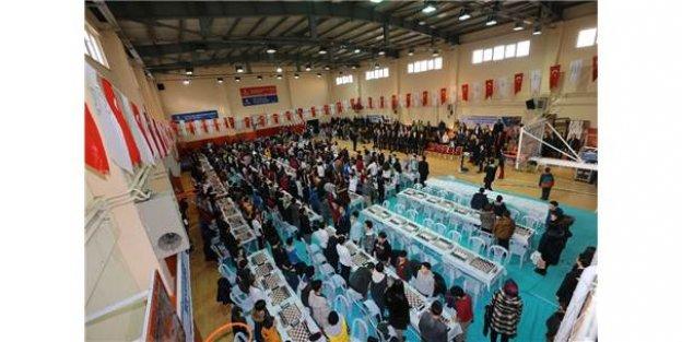 İstanbul Satranç Turnuvası Gaziosmanpaşa'da Başladı