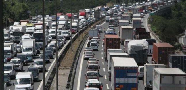 İstanbul şuan kabusu yaşıyor!