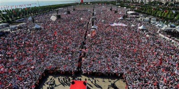 İstanbul Valiliği: Adalet Mitingi'ne 175 bin kişi katıldı