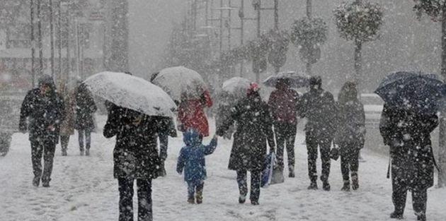 İstanbul'a kasım ayında kar geliyor!