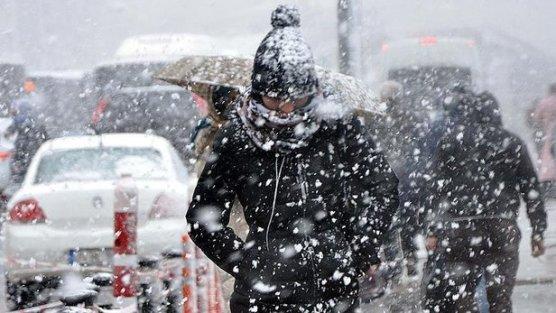İstanbul'a ne zaman kar yağacak? Meteoroloji kar yağışı için tarih verdi!