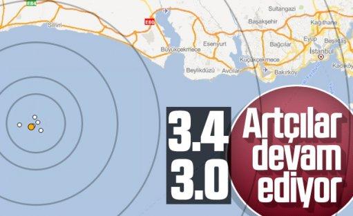 İstanbul uyumadı: Deprem sonrası 188 artçı