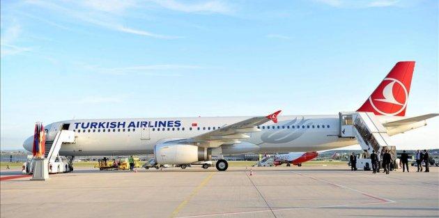 İstanbul'da 46 saniyede bir uçak inip kalktı