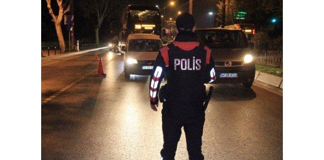İstanbul'da 5 bin polisle 'Yeditepe Huzur' uygulaması düzenlendi