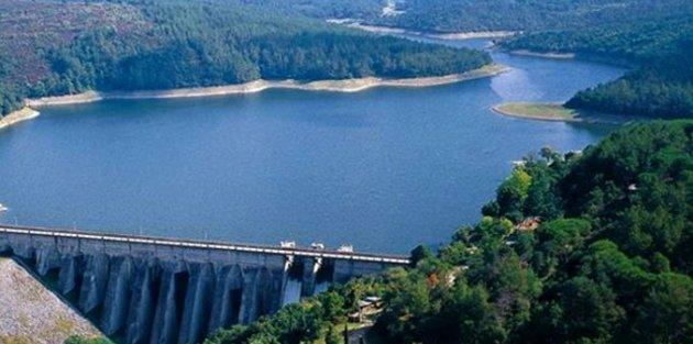 İstanbul'da baraj doluluk oranları yüzde 30'u aştı