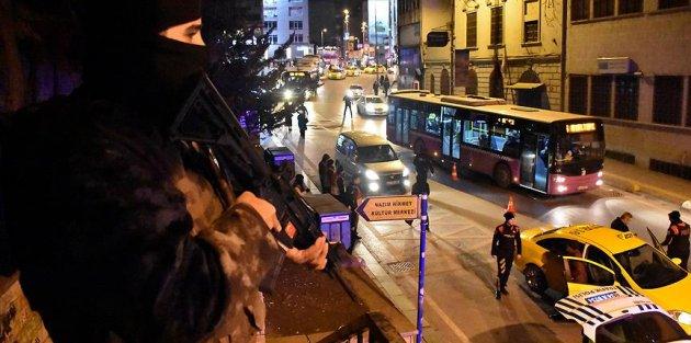 İstanbul'da bin 200 polisle 'Yeditepe Huzur' uygulaması