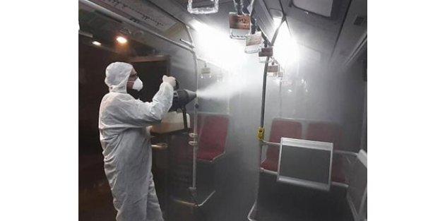 İstanbul'da corona virüs önlemi alındı