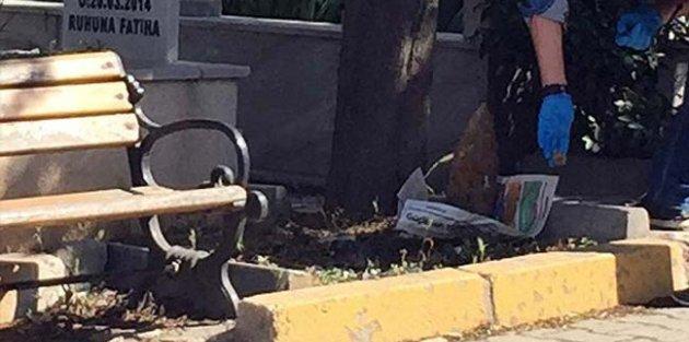İstanbul'da patlamamış top mermisi bulundu