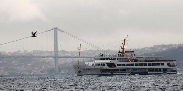 İstanbul'da sağanak uyarısı