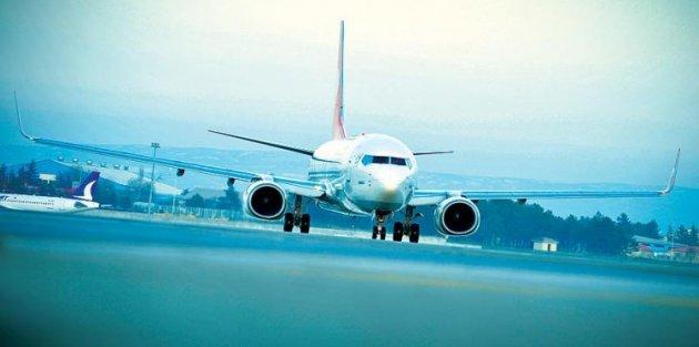 İstanbul'da uçuş yasağı!