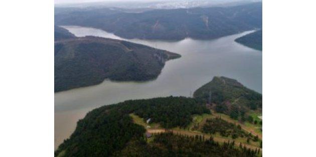 İstanbul'da yağışlar barajları doldurdu
