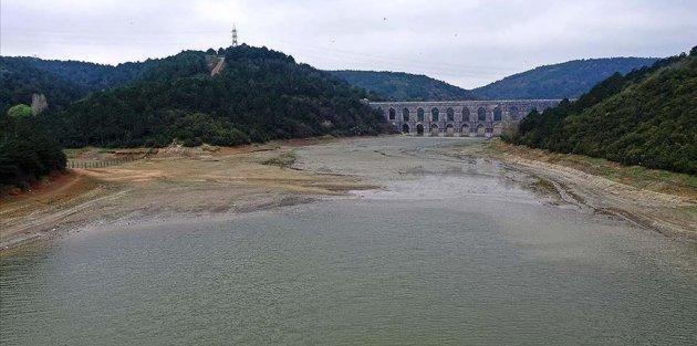 İstanbul'un barajları alarm veriyor!