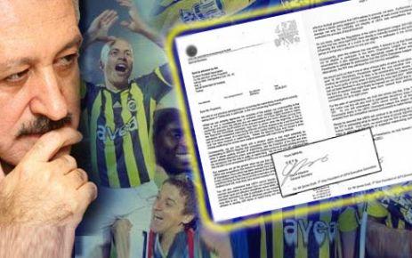 İşte UEFA'nın F.Bahçe'yi Yakan Mektubu