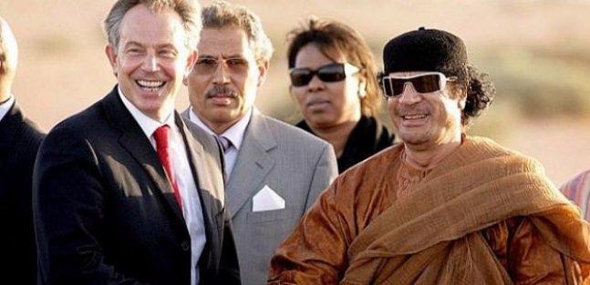 Kaddafi'nin kehaneti gerçek mi oldu!