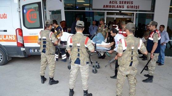 Kahramanmaraş Nurhak'ta çıkan çatışmada flaş detay: Teröristlerin bombaları ellerinde patlamış