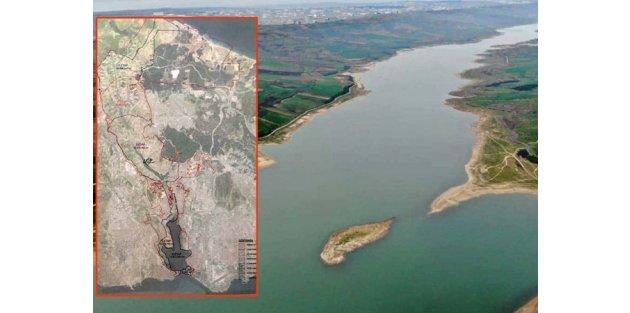 Kanal İstanbul'un çevre düzeni plan değişikliği onaylandı