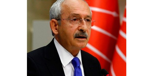 Kılıçdaroğlu: Gülen kesinlikle iade edilmeli