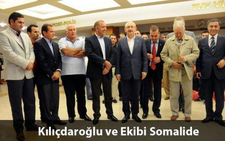 Kılıçdaroğlu Somali'ye gitti