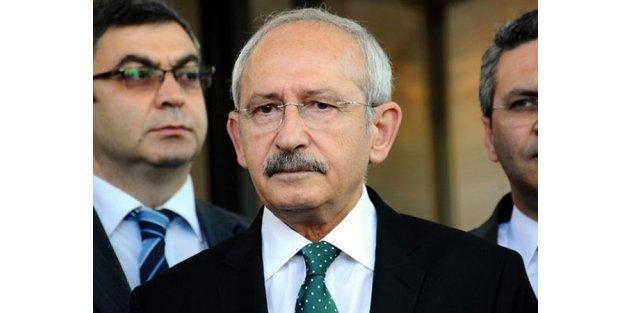 Kılıçdaroğlu'ndan operasyon sitemi: Bize niye haber verilmedi