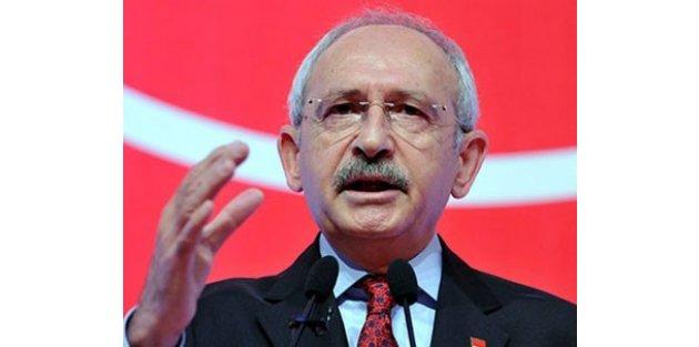 Kılıçdaroğlu'ndan referandum açıklaması