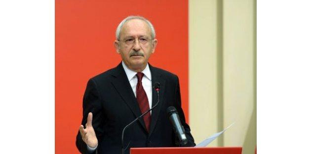 Kılıçdaroğlu'nun AYM'ye başvurusu reddedildi