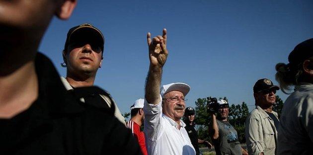 Kılıçdaroğlu'nun başlattığı yürüyüş üzerinden Türkiye'ye kurulan kanlı tezgah ortaya çıktı