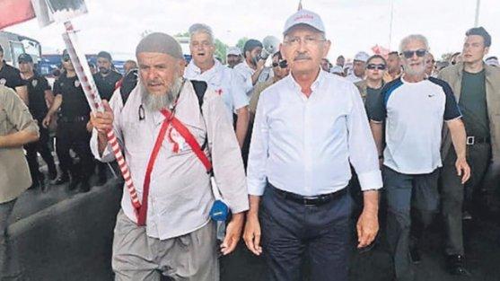Kılıçdaroğlu'nun yol arkadaşı darbeci teröristin babası çıktı