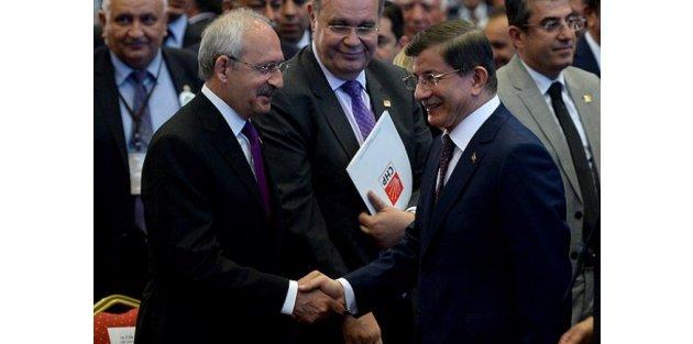 Koalisyon görüşmelerinde Ak Parti - CHP heyetlerinde kimler olacak?