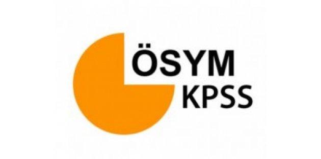 KPSS sonuçları açıklandı - ÖSYM sonuç açıklama sistemi