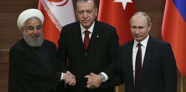 Kremlin'den üçlü Suriye zirvesine ilişkin açıklama