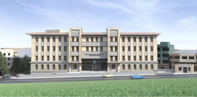 Küçükköyde Yeni Emniyet Müdürlüğü Hizmet Binasının İnşaatına Başlanıyor