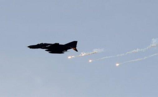 Kuzey Irak'taki PKK kampları vuruldu