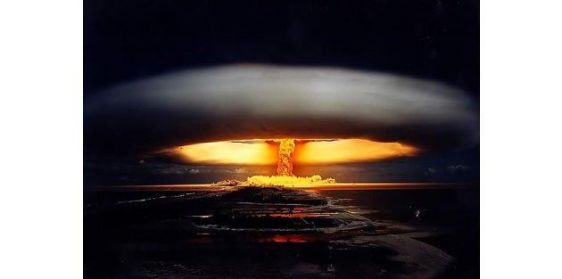 Kuzey Kore'nin hidrojen bombası denemesine tepki yağıyor