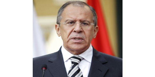 Lavrov'dan PYD ve Cenevre açıklaması