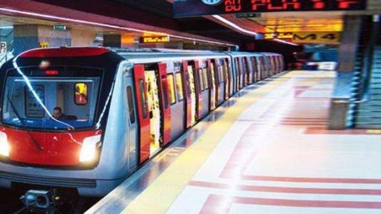 Topbaş: Mecidiyeköy- Mahmutbey metro hattı 2019'un ilk aylarında devreye girecek