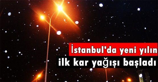 İstanbul'da Okullar Tatil Mi,Kar Hangi Yolları Kapattı!