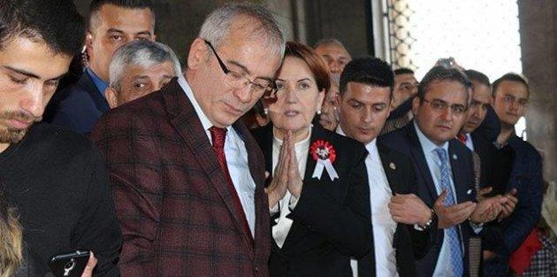 Meral Akşener Anıtkabir'de günah çıkarttı: İmanımızı tazelemek için buradayız