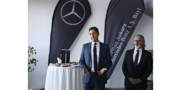 Mercedes-Benz'den yetkili servislere sertifika