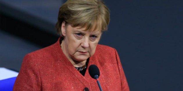 Merkel'den koronavirüs itirafı!