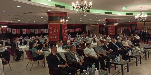 MHP Gaziosmanpaşa'da Ahmet Özen güven tazeledi