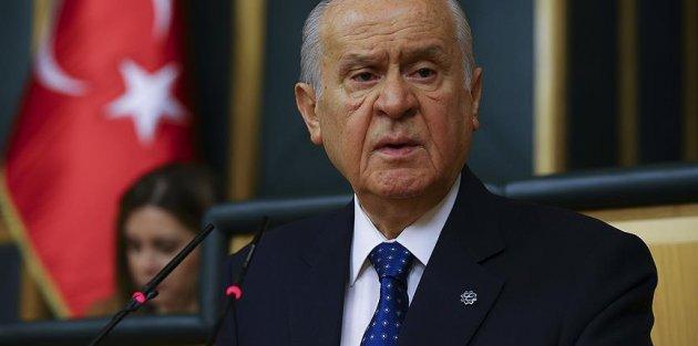 MHP Genel Başkanı Bahçeli: ABD'nin çete mantığından kurtulamaması ahlaksızlıktır