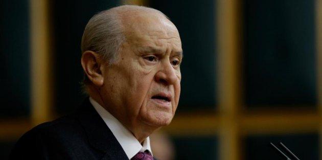 MHP Genel Başkanı Bahçeli: Çocuğun hakkını imha eden doğduğuna pişman edilmeli