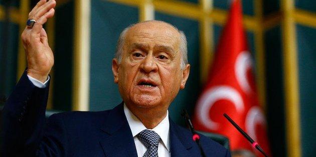 MHP Genel Başkanı Bahçeli: Cumhurun ittifak ruhu Cumhurbaşkanını belirleyecektir