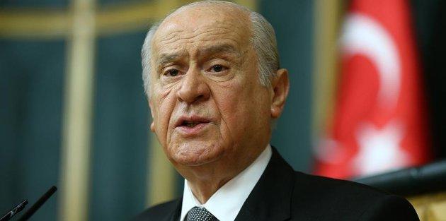 MHP Genel Başkanı Bahçeli: MHP, AK Parti ile yan yana mücadelesini sürdürecektir