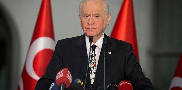 MHP Genel Başkanı Bahçeli: Sandık başındaki görevlilerin maksatları deşifre edilmeli