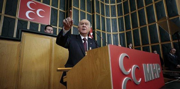 MHP Genel Başkanı Bahçeli: Türkiye Fırat'ın doğusunda gereğini yapmalı
