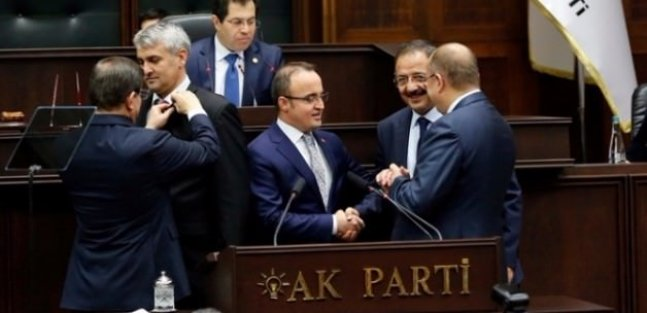 MHP'li başkanlar istifa edip AK Parti'ye geçti