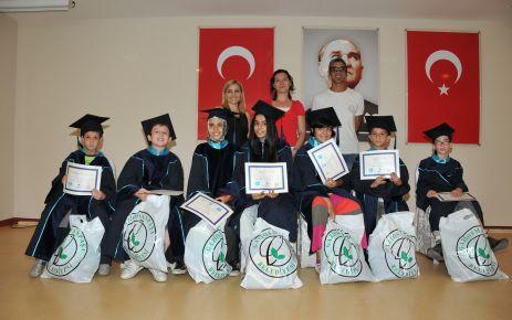 Gaziosmanpaşa Belediyesi ve  Bahçeşehir Üniversitesi  MİNİ AKADEMİ İLK MEZUNLARINI VERDİ…