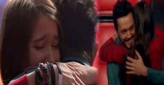 Murat Boz için 15 dakika ağladı
