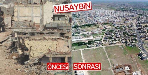 Nusaybin'den HDP'ye yüzde 81 oy çıktı
